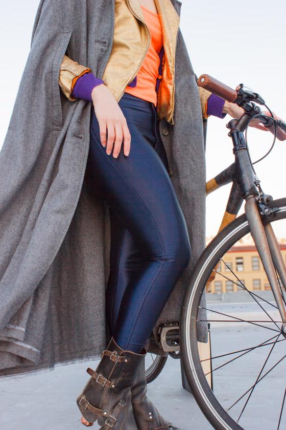 bikepretty, bike pretty, cycle style, cycle chic, bike model, cute bike, street style, bike fashion, bike in a skirt, girls on bikes, girl on a bike, bike girl, bicycle girl, cute bicycle girl, fashion girls on bikes, cape, outfit of the day