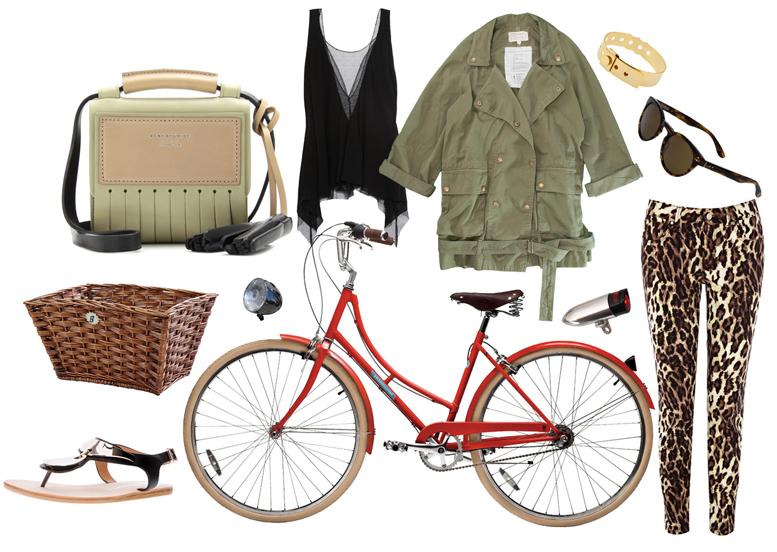 bikepretty, bike pretty, cycle style, cycle chic, bike model, cute bike, bike fashion, style selection