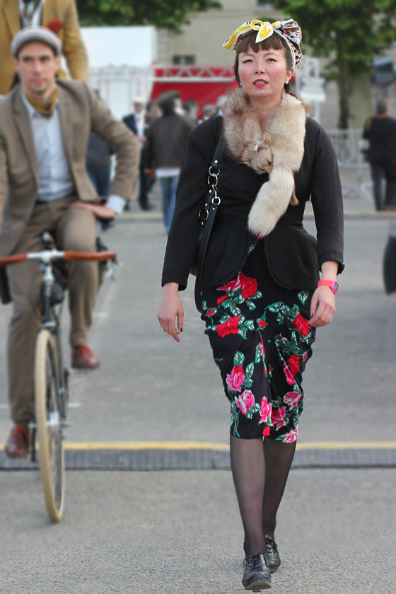 Jenni Gwiazdowski, london bike kitchen, bike pretty, bikepretty, cycle style, fashion bike, bike fashion, bike chic, bike style, cycle chic, vintage bike ride, anjou velo vintage, vintage, vintage style, vintage fashion, france, french style, outfit ideas