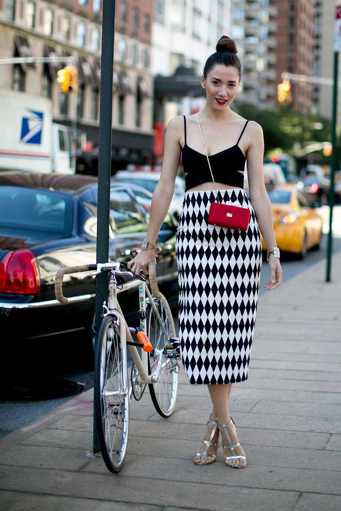 Girls Of New York Fashion Week – Mr. Newton |New York Girl Clothing