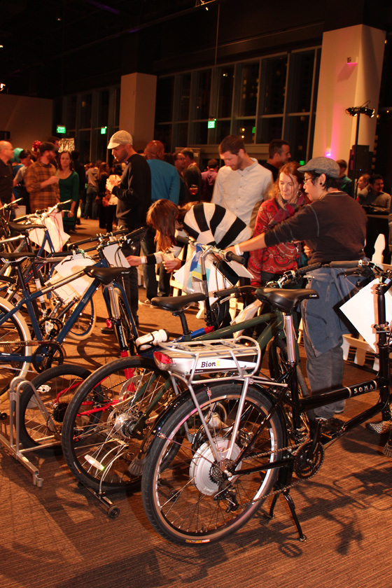 Bike Pretty: Winterfest 2013 Bike Raffle