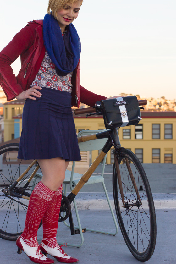 Bike Fashion - Athleta's Bike Separates by Bike Pretty