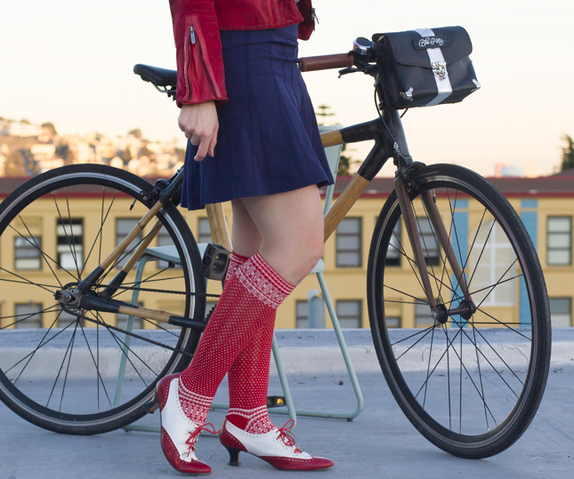 Bike Fashion Commuter - The Athleta Skort