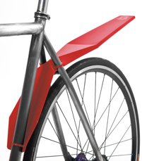bikepretty, bike pretty, cycle style, cycle chic, valentines day, valentine's day, valentine's, valentines, valentine's gifts, valentines gifts, amazon, one day shipping, last minute, gifts, gifts for her, gifts for him, red fender, bike fender, windsor fender, folding bike fender