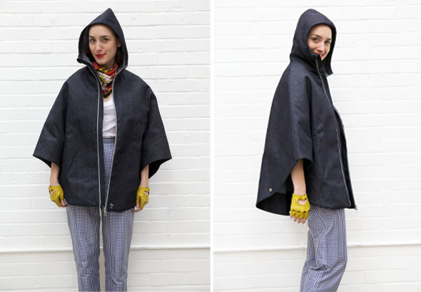 SPIN-London-Otto-Cycling-Capes-Urban-Poncho-9