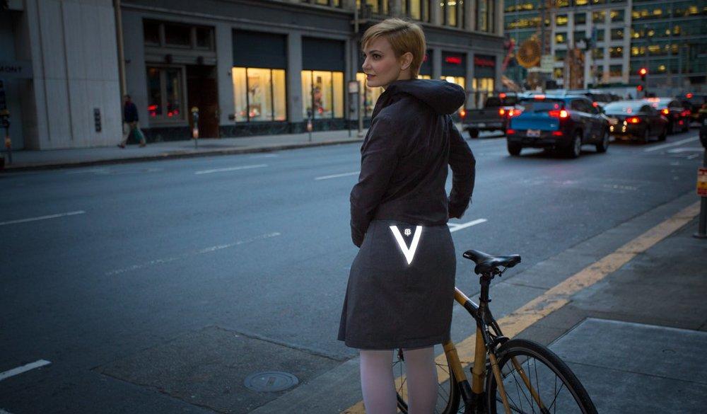 Betabrand Bike To Work Skirt