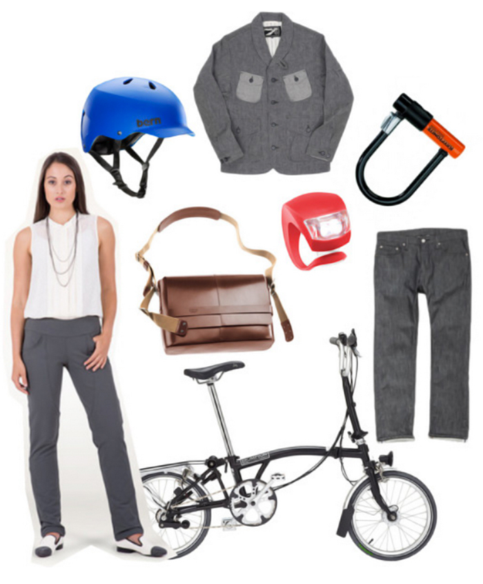 bike commuter gear on sale at huckleberry bikes, cool bike stuff, huckleberry