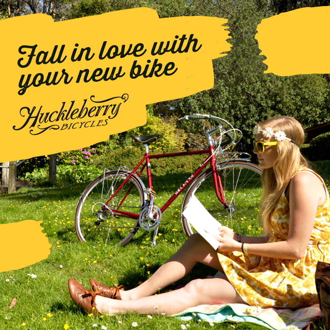 huckleberry bicycles Spring Sale
