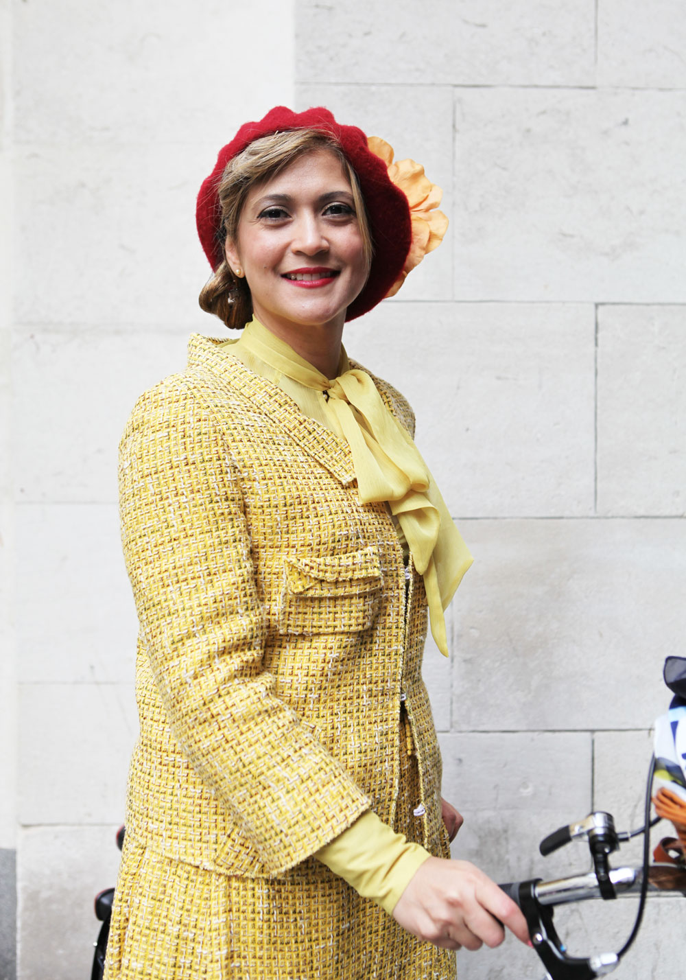 Tweed-Run-London-2014-Bike-Pretty-Most-Dashing-Dame-Bike-Fashion-Photo-Kelly-Miller-0