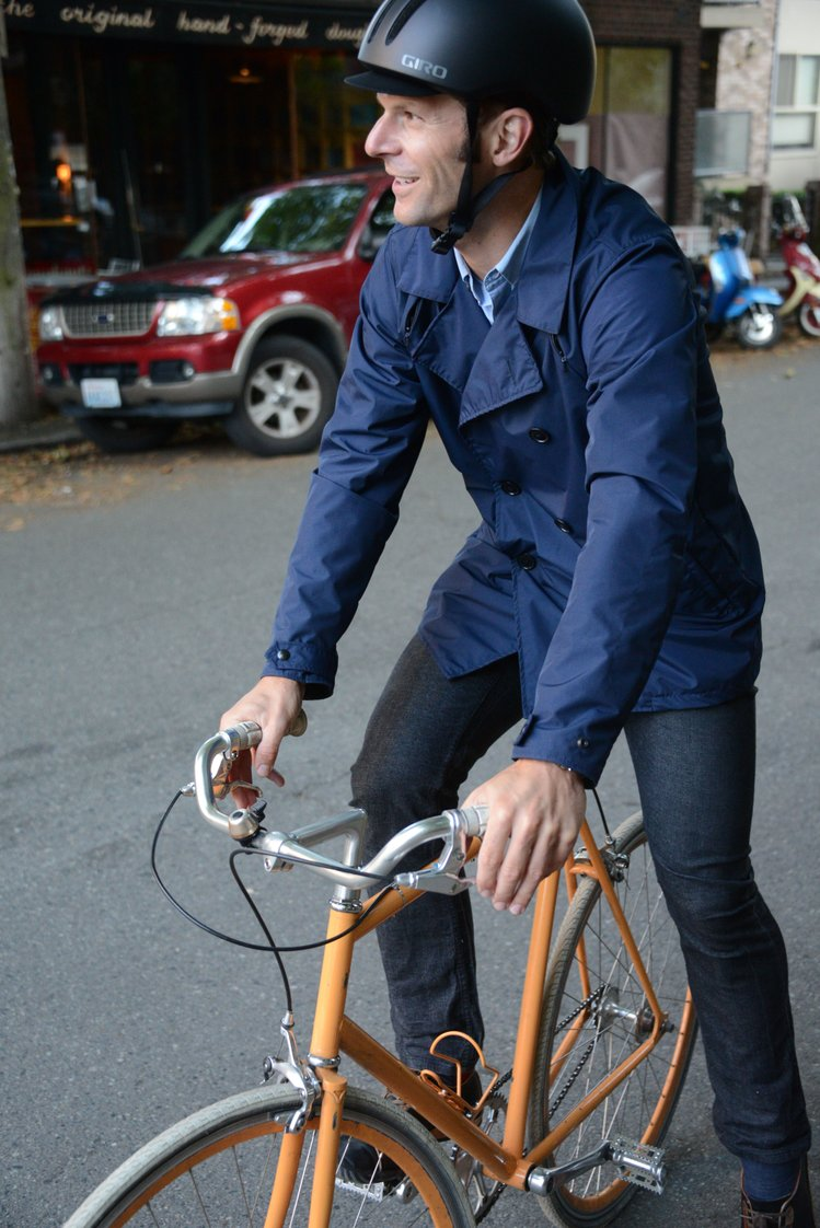 Urban Cycle Gear For Men From Hub And Bespoke Bike Pretty