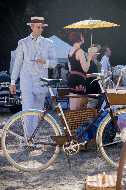 Great Gatsby Party Bike Pretty