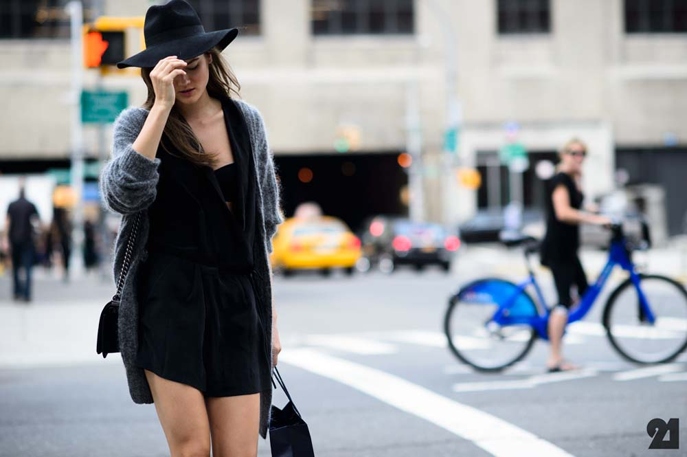 Scope that Citibike. Photo: Adam Katz Sinding of Le 21ème, NYC.