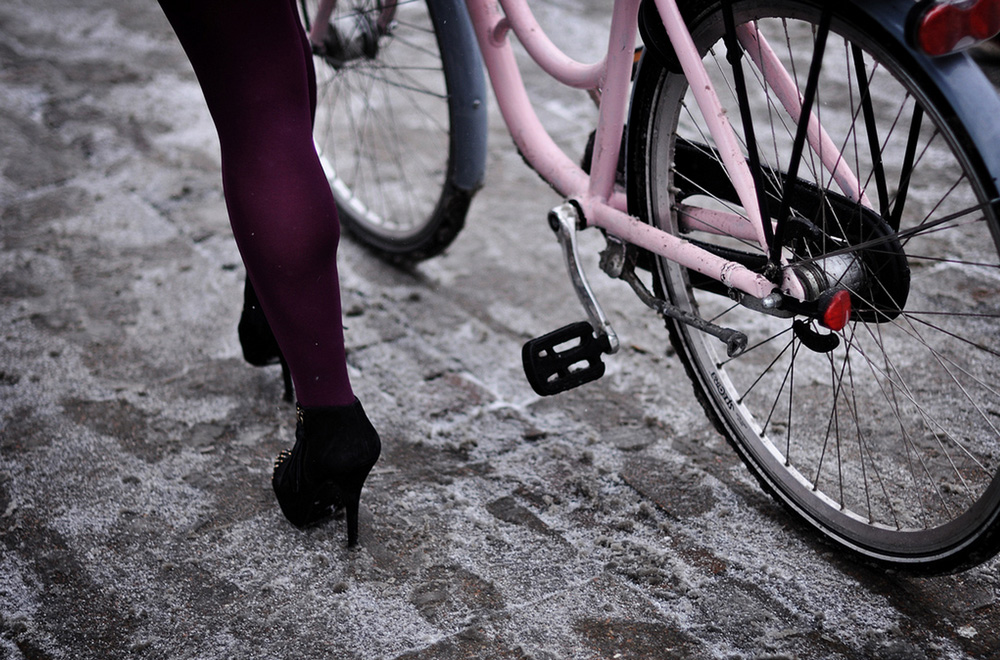 Photo via Copenhagen Cycle Chic
