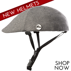 closca foldable bike helmet