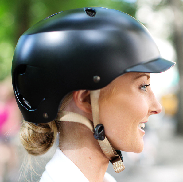 10 Shockingly Chic Bicycle Helmets Bike Pretty