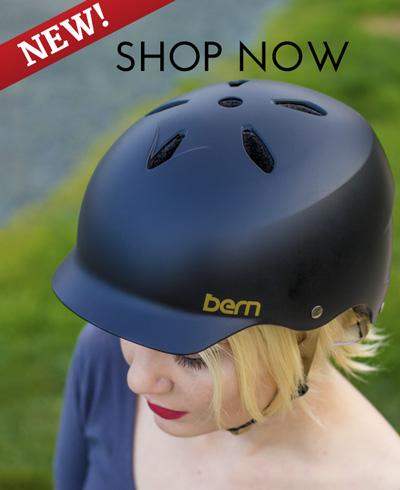 Shop Womens Bike Helmets from Bern Helmets