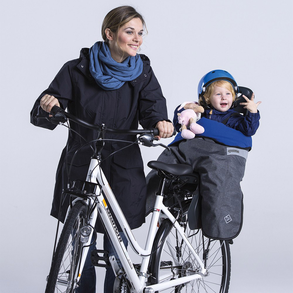 Designed by a mother for her daughter, Opossum was awarded the Cosmo Bike Tech Award 2015 as best product for children.