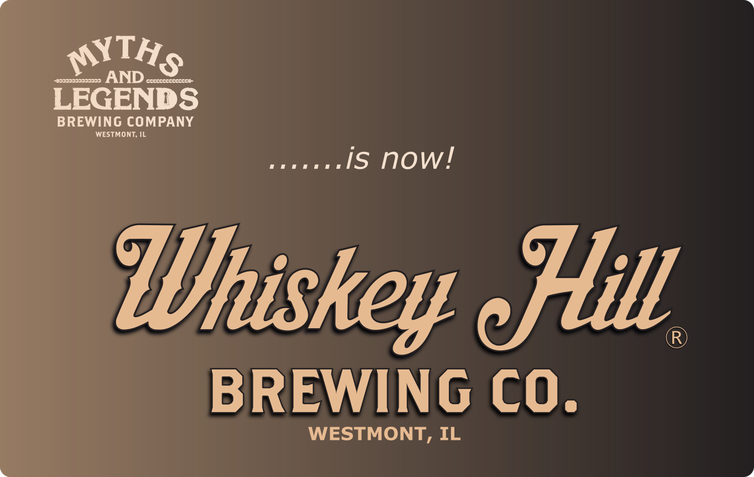 Whiskey Hill Brewing Company