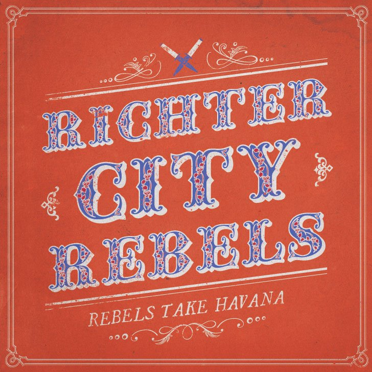 Rebels Take Havana - PHYSICAL COPIES SOLD OUTRecorded live at Wellington's own Havana Bar (2012)