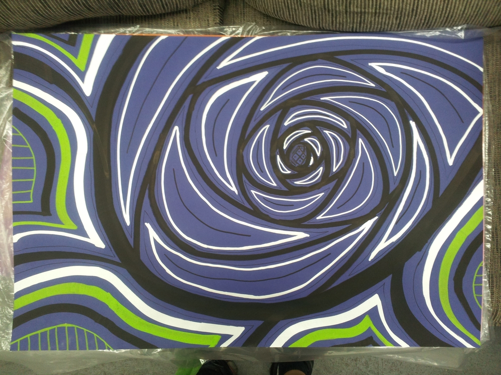 Runic Rose