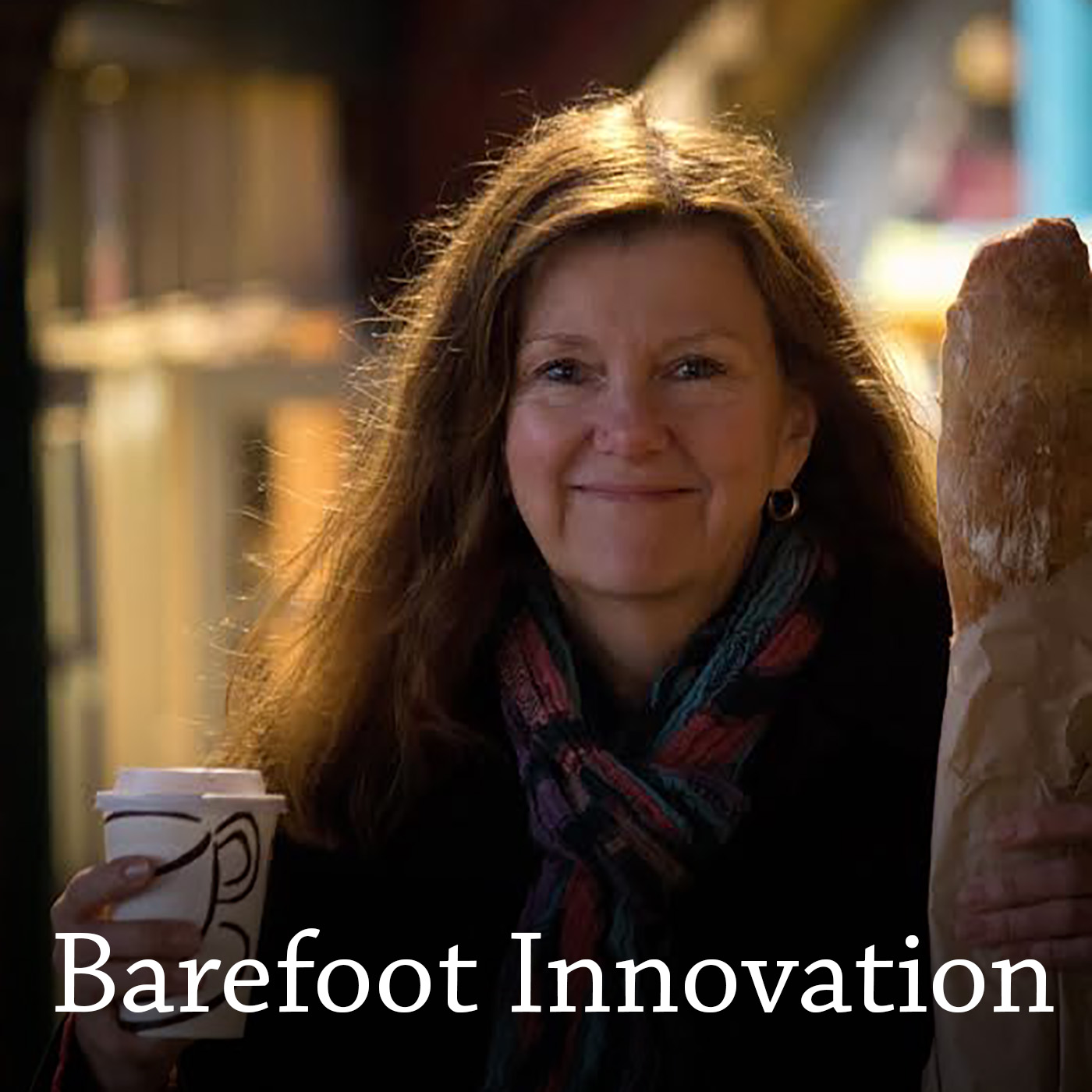 Barefoot Innovation Podcast - Jo Ann Barefoot