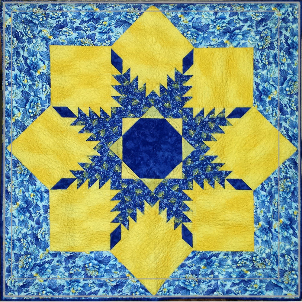 Feathered Star — Annie\'s Quilting Den - Quilt Store