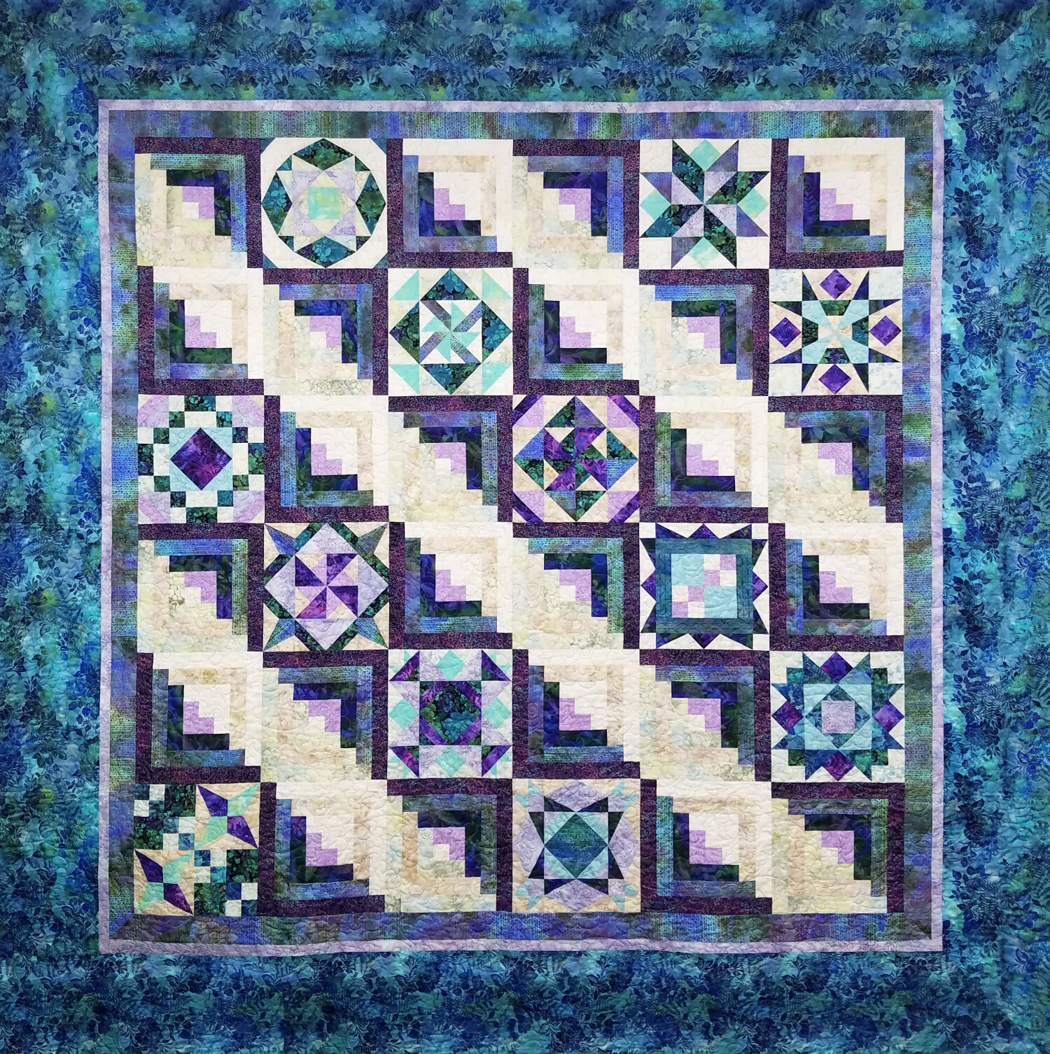 Block Of The Month Log Cabin Annie S Quilting Den