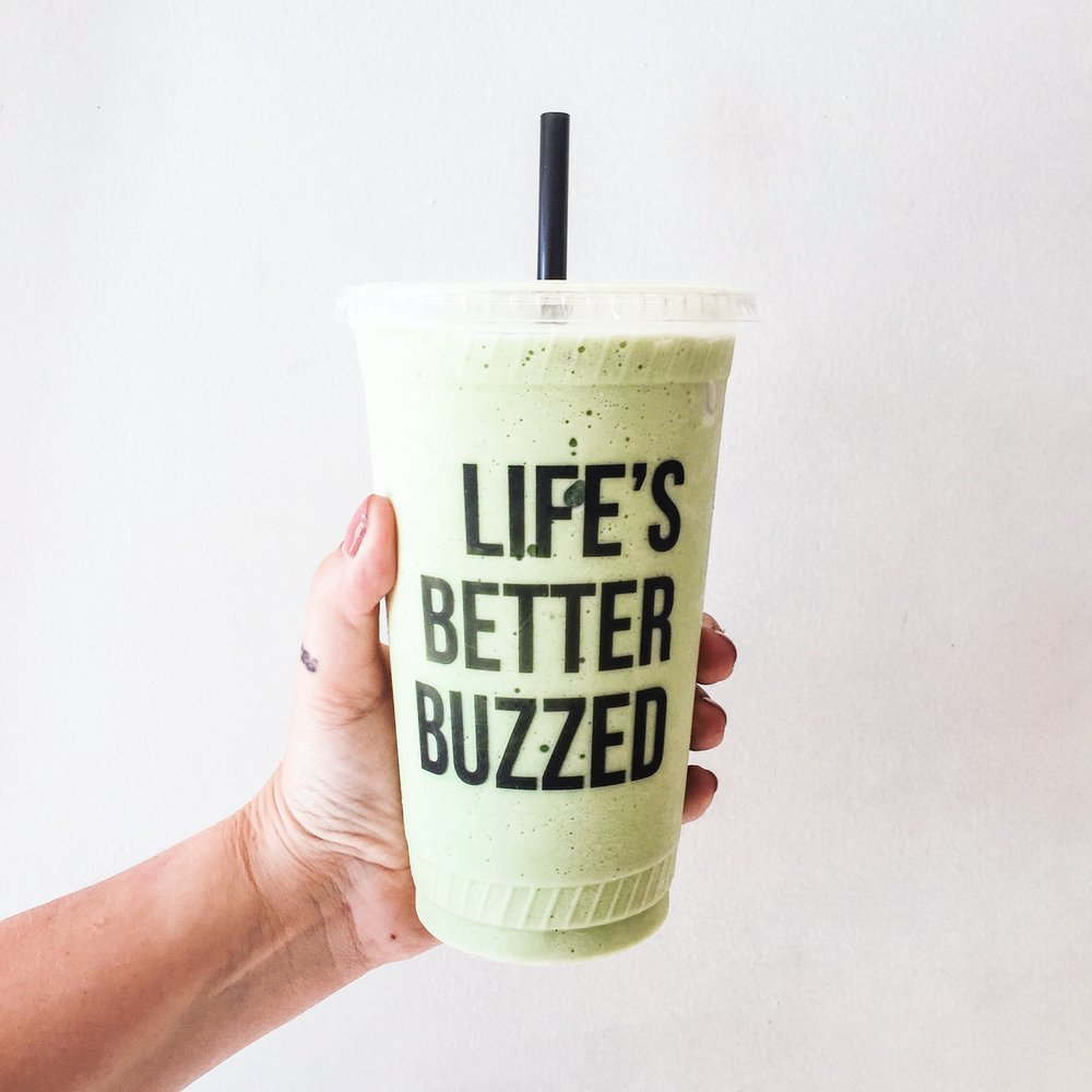 Better Buzz Matcha Buzz