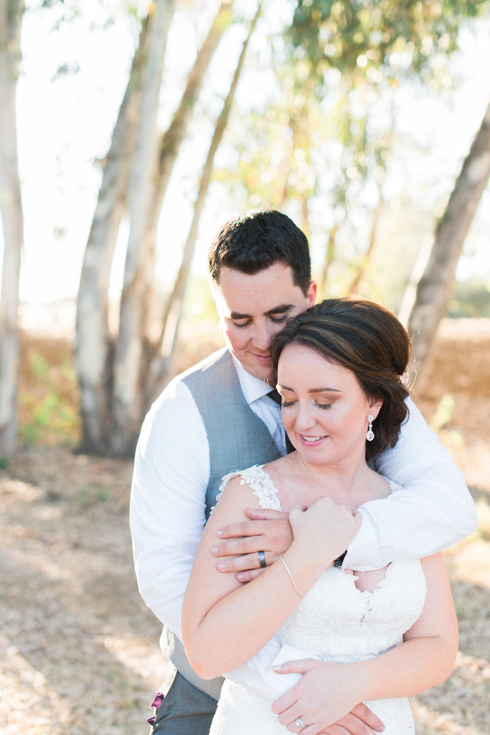 Honker Bay ranch setting wedding in Oroville, CA