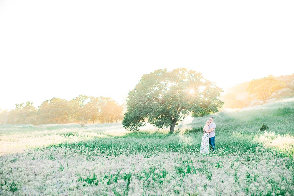 Anniversary in Upper Bidwell Park | Aaron & Lauren | Chico Anniversary Photographer