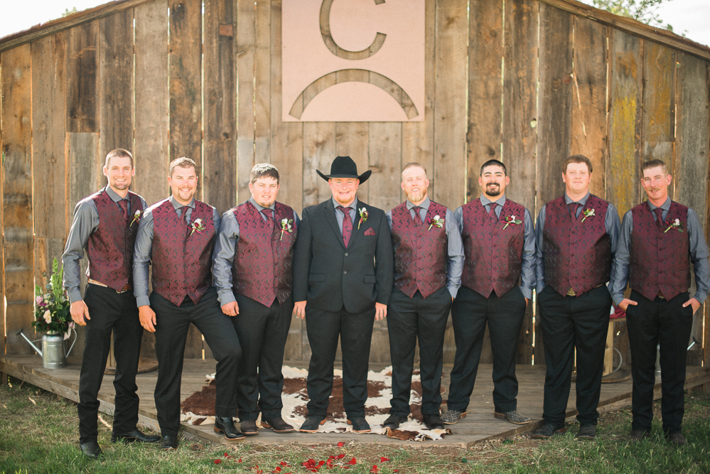 Kayla & Brannon Wedding