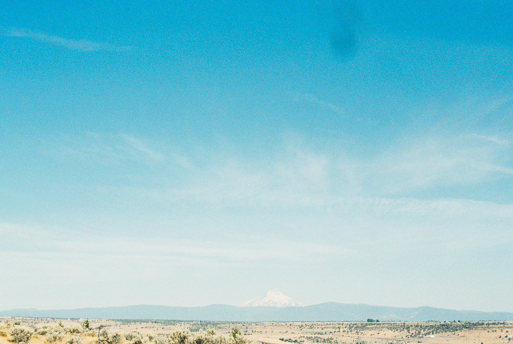 Mount Hood, Oregon - Portra 400 on Nikon N90s