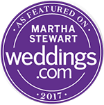 Martha Stewart Weddings.com Feature