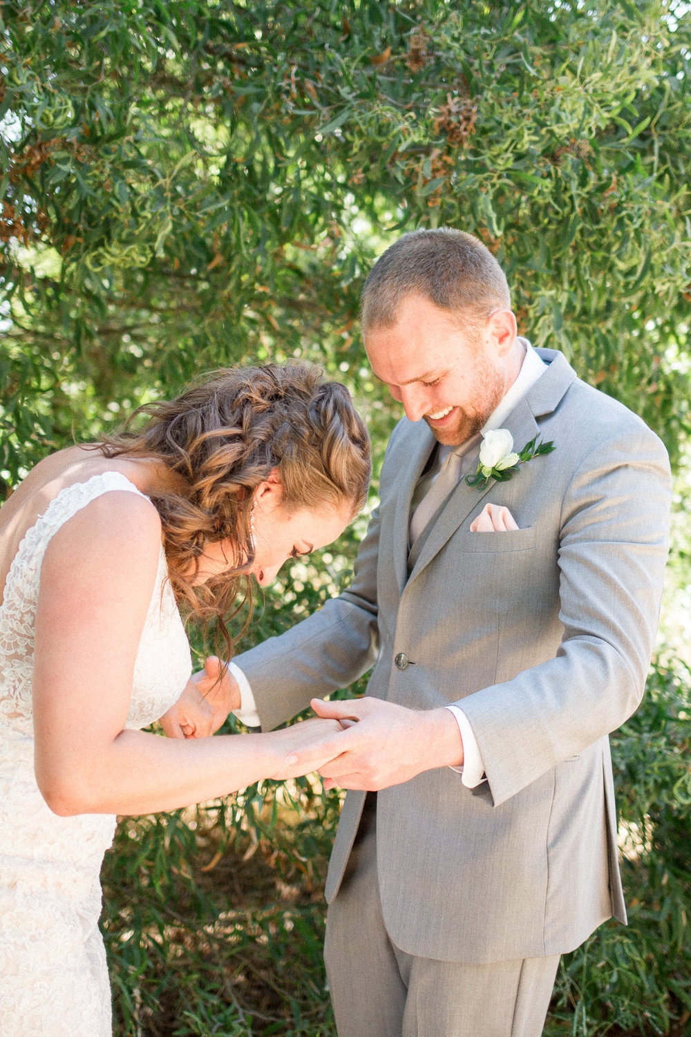 Joy & Jack Wedding