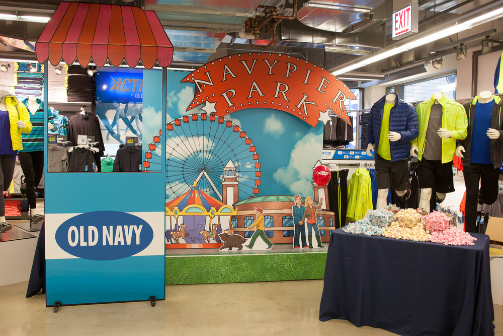 Branded backdrops are perfect for social media. Take the booth out of the photo booth to make it more accessible and interactive.