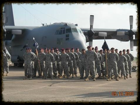143rd IR (Airborne) Re-Activation Ceremony