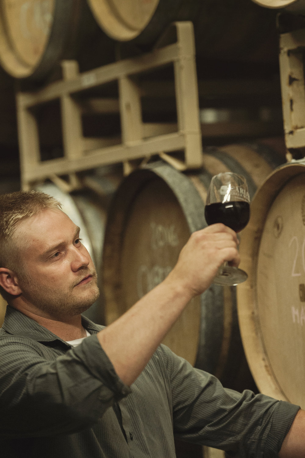 Brett Murphy - ASSISSTANT WINE MAKER & CIDER MAKER