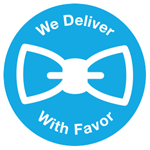 Delivery Available From Favor!