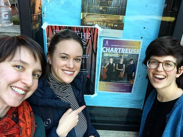 It's us! This one was so much better we had to post it, sorry! Tonight will be cool, also don't forget to come to @futurespace.nyc tomorrow night 8 pm for sw33t tun3s by Klaus Lang, @marcosbalter, @leahgasher and @petracore01 !