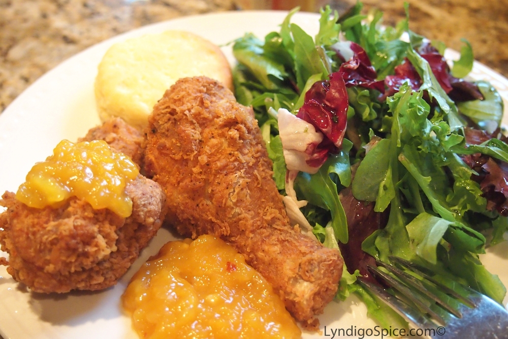 Lyndigo Spice® Fried Chicken
