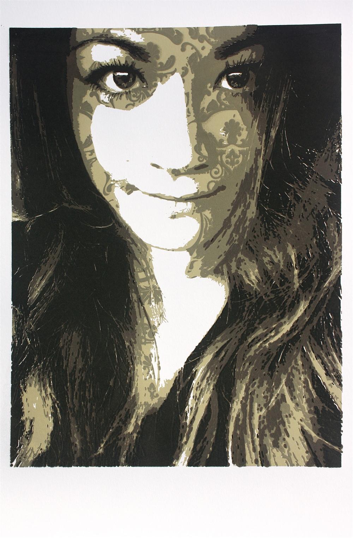 Self-Portrait,Sept 2014