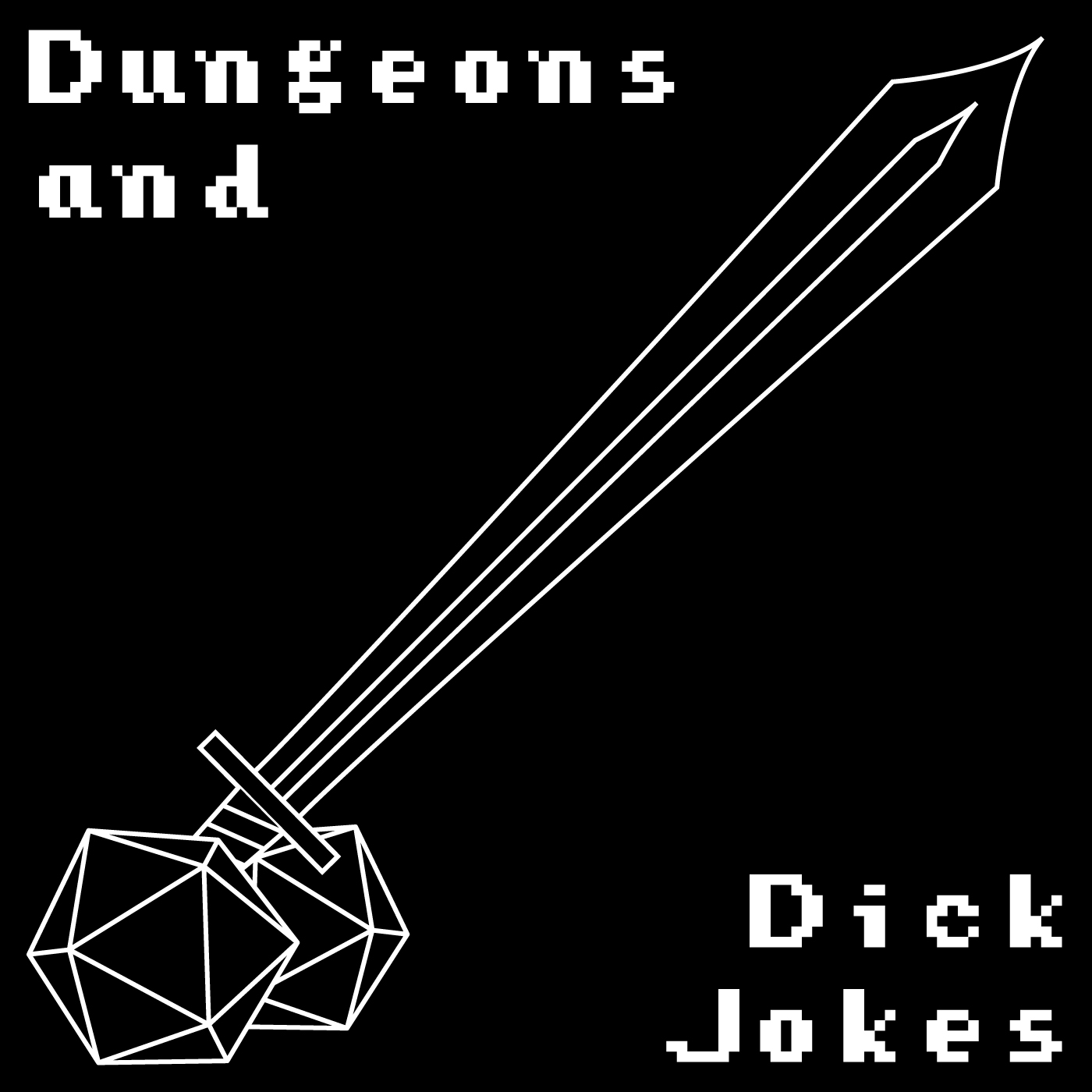 DNDJ - Dungeons and Dick Jokes
