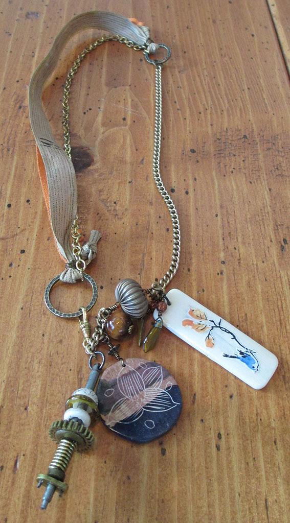 Timekeeper's Daughter Necklace