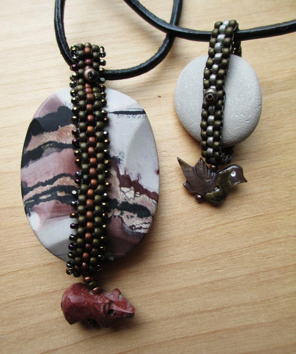 9-11-17 stone pendants.jpg