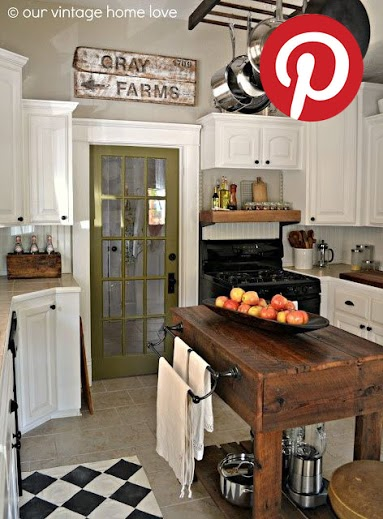 Follow Crompton on Pinterest for more inspiration.  ~Kelsey