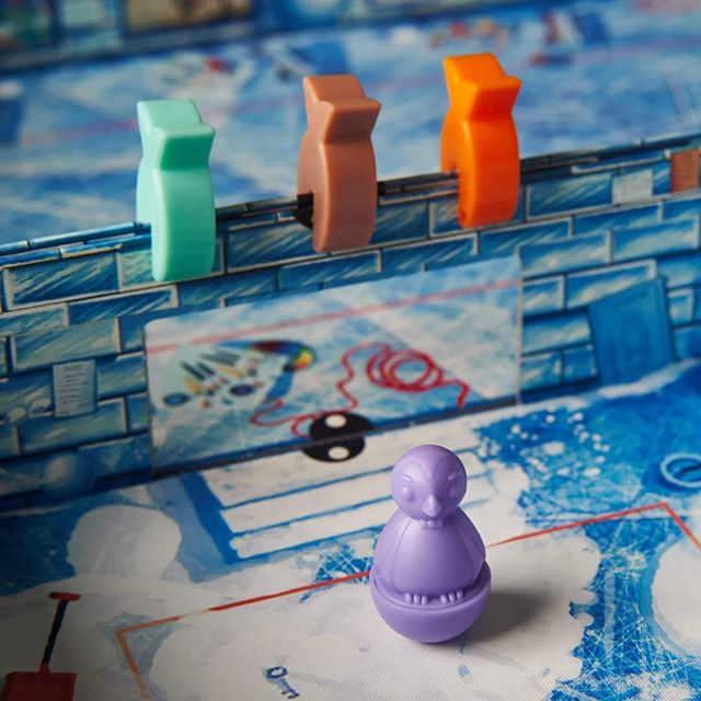 The catcher #ICECOOL2 #boardgames