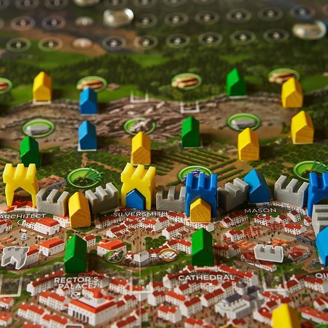 Walls in the city #ragusa #boardgames
