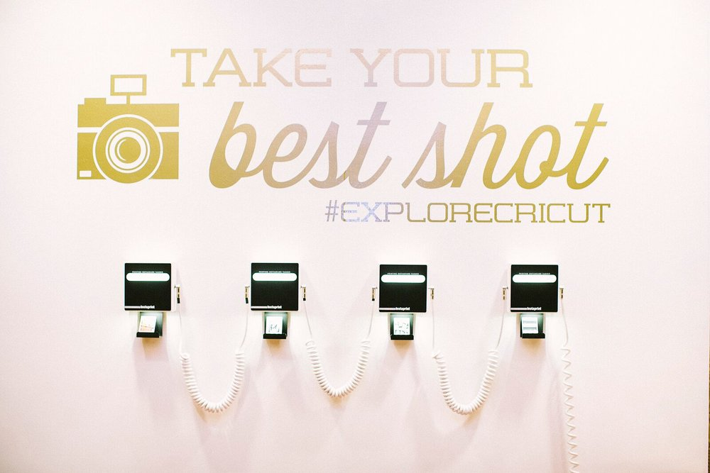 Cricut Explore Launch Party