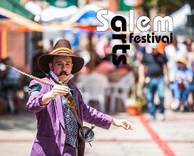 Salem Arts Festival  - June 5-7