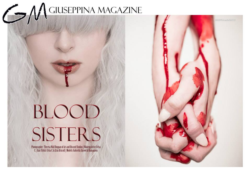 Halloween Issue 2014   Giuseppina   Magazine